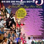 Salsa Spring 2013 Cervia (megastage salsa, kizomba e zumba)