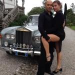 Pratica Tango a Begliano scuola Salsarikamo