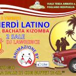 Venerdi 31 Genn Serata Latina+compleanno Riccardo Michelin