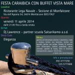 Salsa a Monfalcone: Serata caraibica a tema