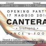 Cantera Sistiana apertura 2014