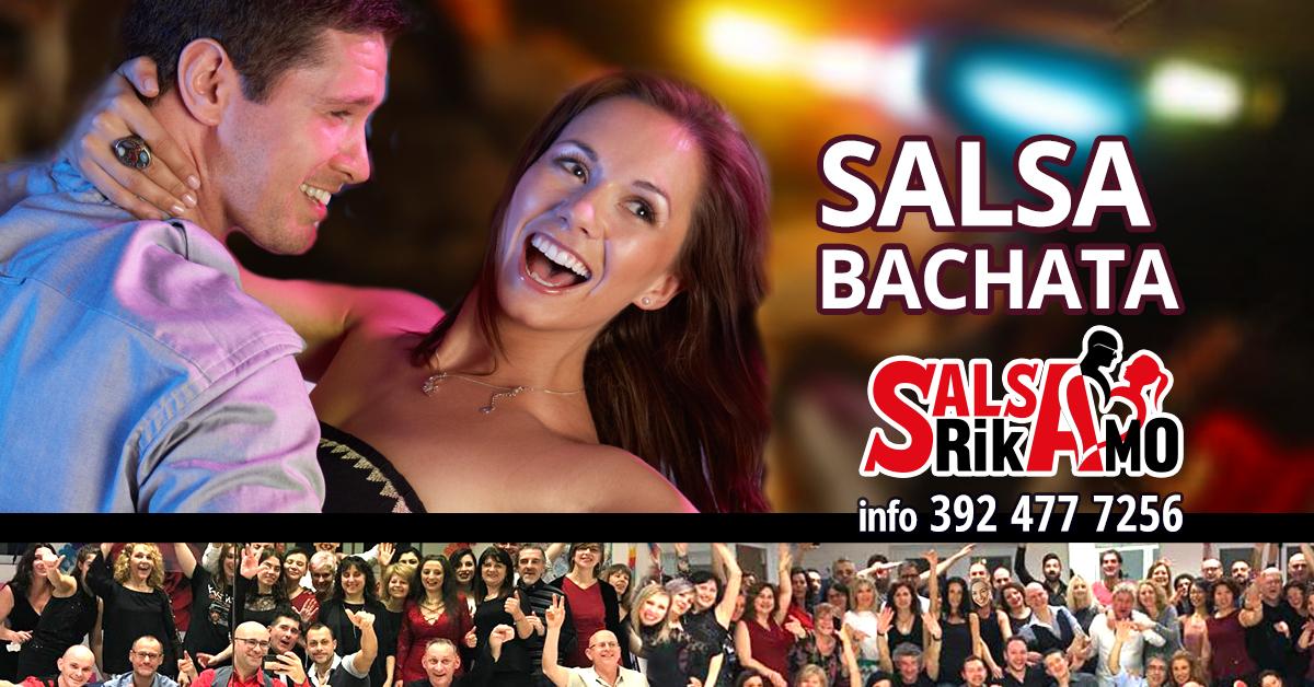 SalsaRikamo –  La salsa che ama Rik